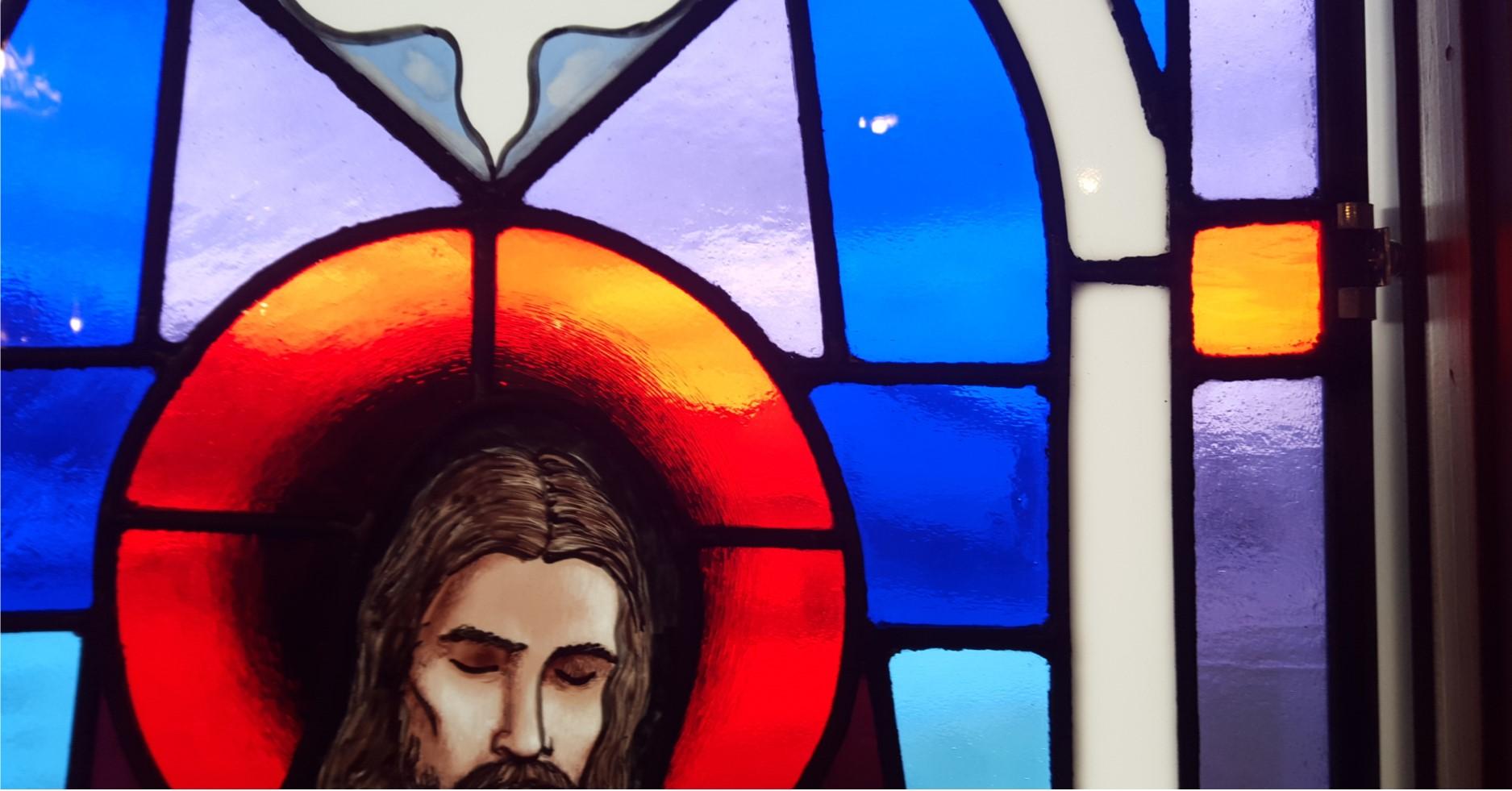 The Baptism of Jesus – Trinity Lutheran Church